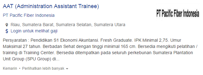 Terbaru - Lowongan Kerja Kabupaten Tanah Datar 2019