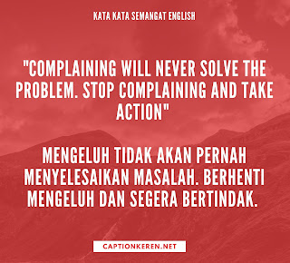 kata kata semangat english