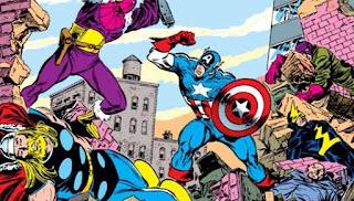 film superhero adaptasi marvel comics