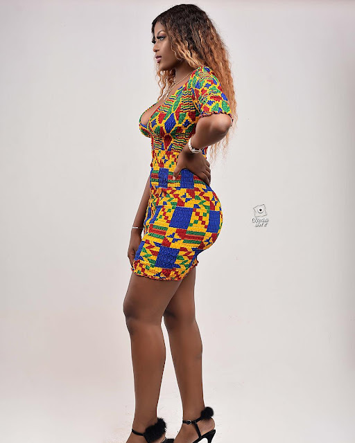 15+ Awesome Ankara Short Gown Styles Pictures of 2019