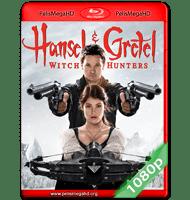 HANSEL Y GRETEL: CAZADORES DE BRUJAS (2013) UNRATED FULL 1080P HD MKV ESPAÑOL LATINO