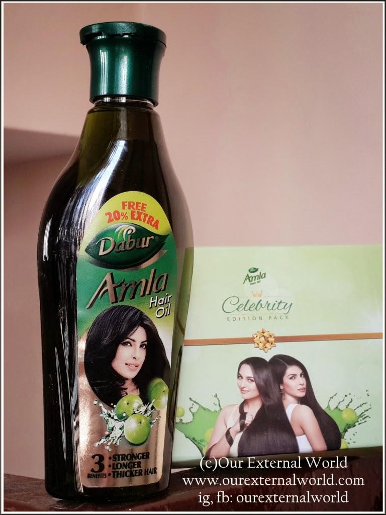 Dabur Amla Hair Oil,  Priyanka Chopra, Sonakshi Sinha, Gooseberry