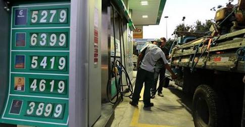 Petrobras eleva preço  da gasolina nas refinarias em 0,74%,  nesta quinta-feira, 31