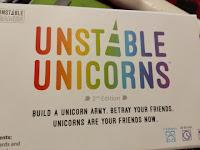 unstable unicorns box