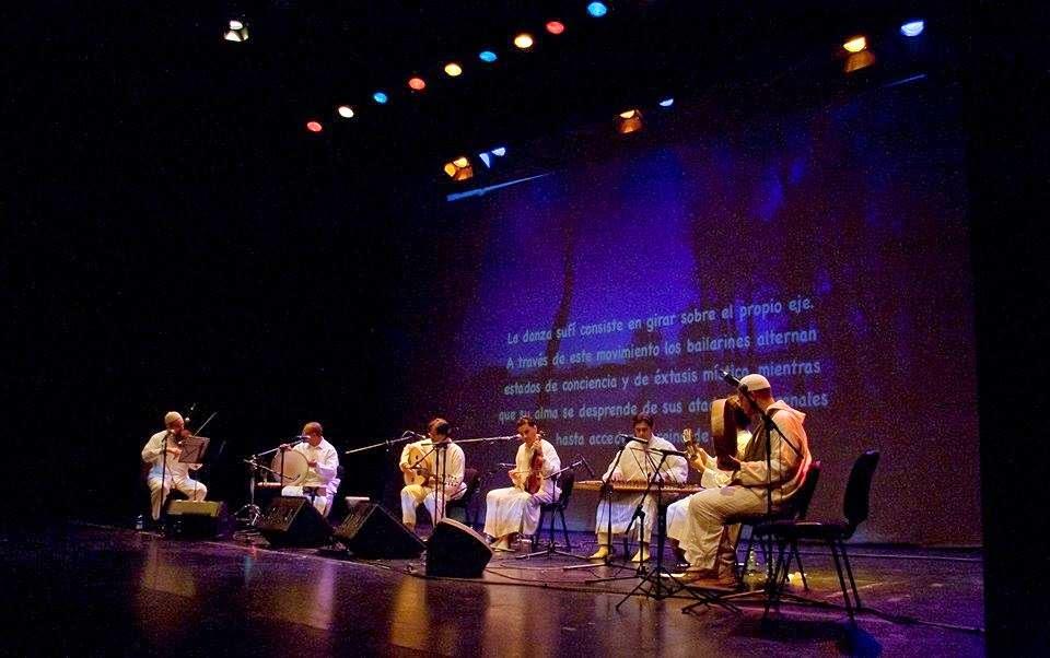 La Dispersión De Cercano Oriente Al Mundo Ii 1: Centro Cultural Dar Ziryab: Formaciones Musicales