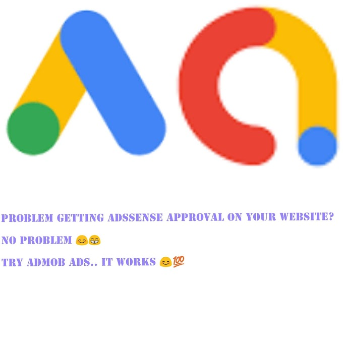 HOW TO ADD ADMOB ADS ON ANY WEBSITES [EVEN BLOGSPOT BLOG AND WORDPRESS BLOG ARE QUALIFIED]
