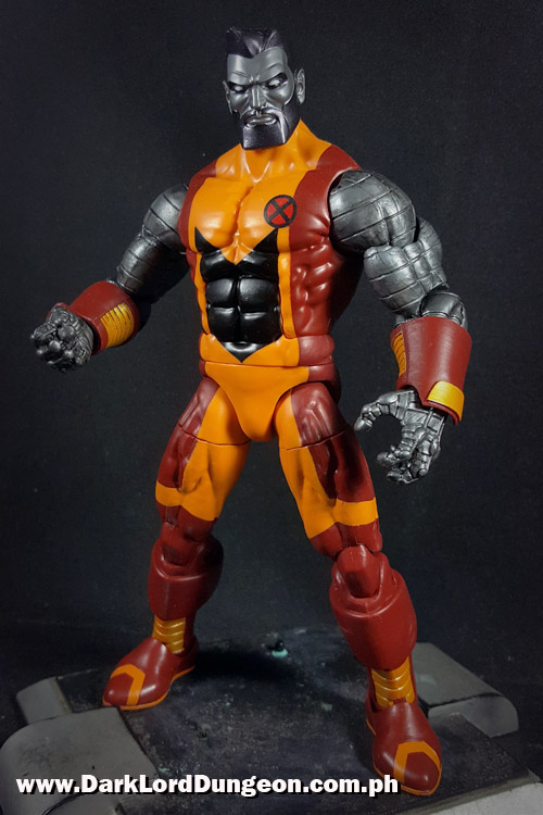 Marvel Legends Warlock Wave Colossus