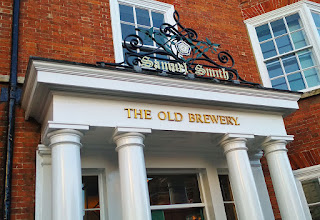 Birroturismo: Visita a Samuel Smith, the old Brewery