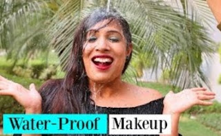 Sweat-Proof & Water-Proof Makeup? Is it REAL?