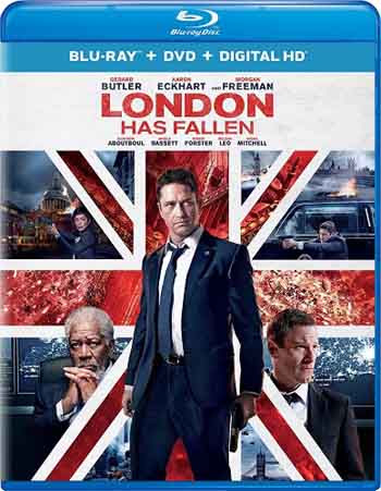 London Has Fallen 2016 480p 300MB BRRip Dual Audio