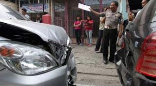 contoh teks berita tentang kecelakaan