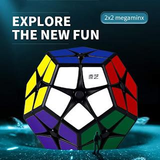 Rubik QiYi Megaminx 2x2