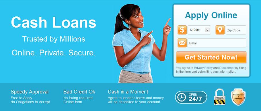 Cash Loans Online   1 Hour Cash Loans