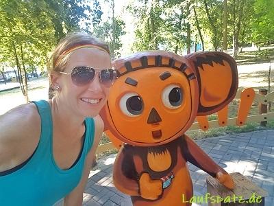 Laufen im Urlaub Erholung Reise Fit bleiben auf Reisen Rostov am Don