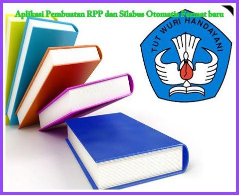 Aplikasi Pembuatan RPP dan Silabus Otomatis Format baru