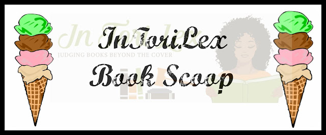 Book Scoop, Weekly Feature, InToriLex, Book News