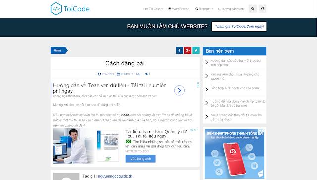 toicode sơ suất trong quá trình kiểm duyệt bài đăng