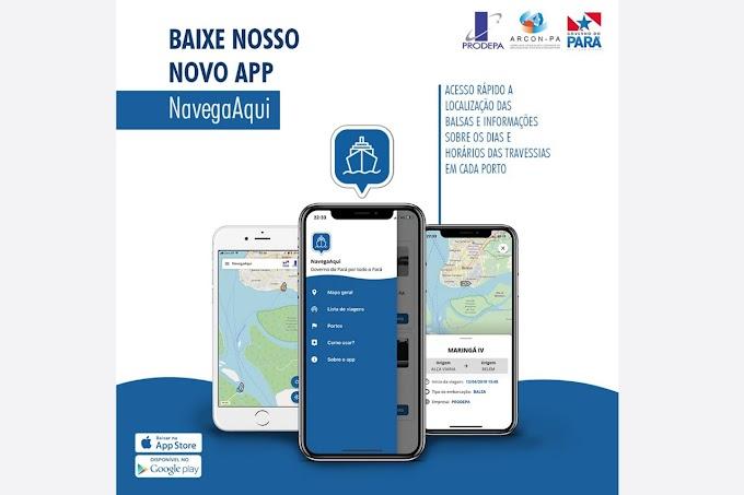 """Aplicativo """"NavegaAqui"""" economiza tempo e facilita vida de usuários de embarcações"""