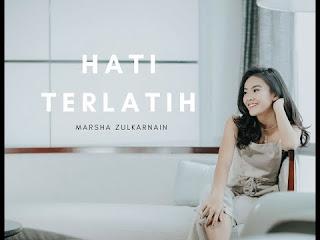 Chord Gitar dan Lirik lagu Marsha Zulkarnain - Hati Terlatih (OST Bikin Mewek)