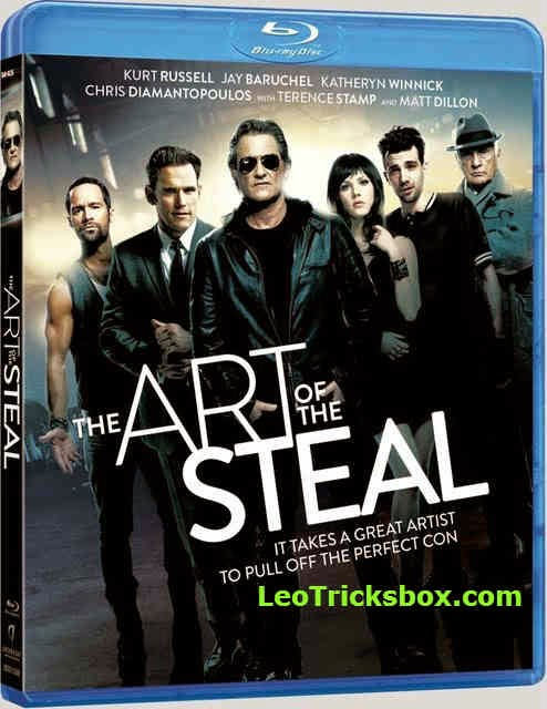 Movie : The Art of the Steal (2013) 720p Dual Audio [Hindi-English]