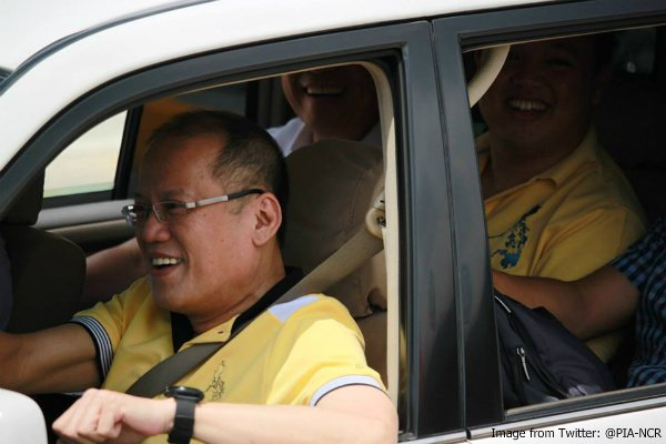 PNOY GOT HIS DRIVER'S LICENSE IN 26 MINUTES