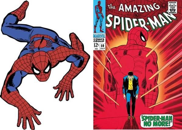John Romita Sr. fue el gran dibujante de Spiderman