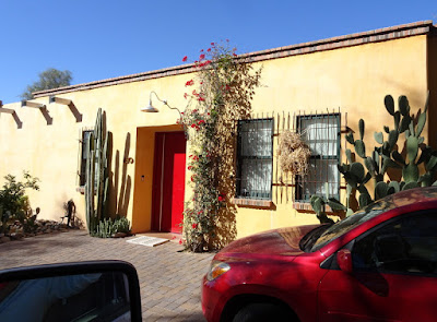 Tucson historical homes