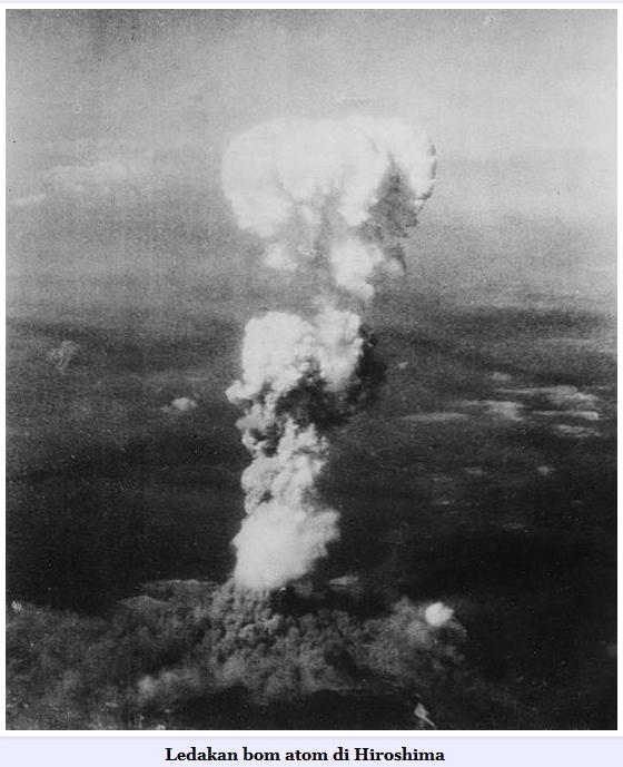 GambarGambar Ledakan Bom Nuklear Di Dunia  Anak Ketam