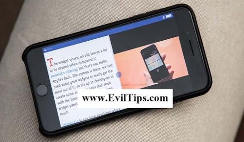 How To Use iPhone 8 Split Screen & iPhone 8 Multi Window