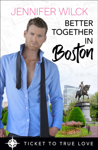 Better Together in Boston cover