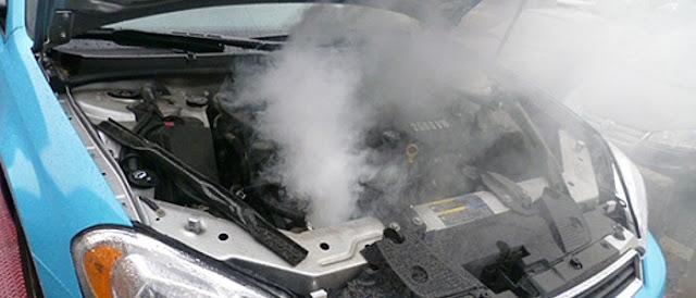 Apa saja yang menyebabkan kendaraan mengalami overheat ?