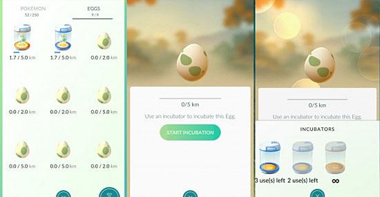 Pokemón Go - 9 segredos e detalhes de Pokemón Go Pokeggs
