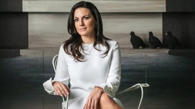 Όλγα Κεφαλογιάννη: Περιμένει δίδυμα