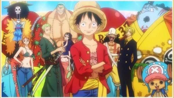 Begini Review Manga One Piece Episode 1.013
