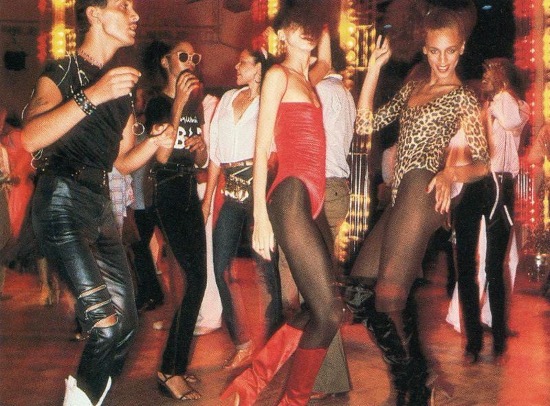 Vintage 70s Disco Dresses