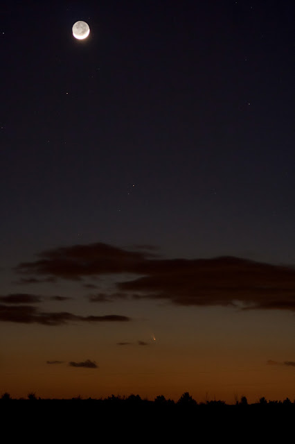 comet panstarrs march 13