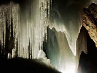 eisriesenwelt ice cave