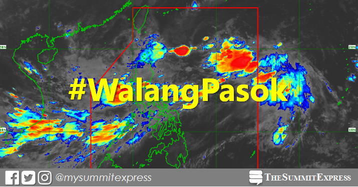 #WalangPasok: Class suspensions, Wednesday, September 18, 2019