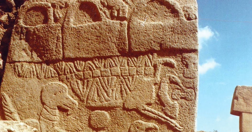 Mfs the other news ancient stone carvings in turkey s