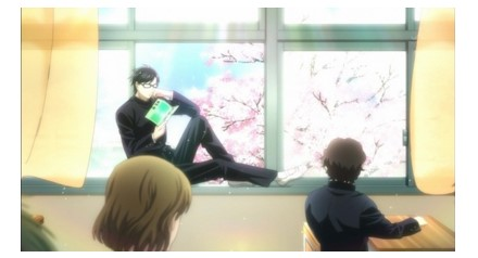 Download Anime Sakamoto desu ga? Episode 1 [Subtitle Indonesia]