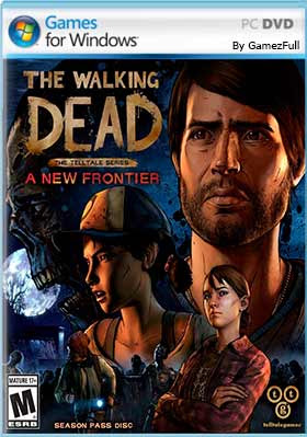 The Walking Dead - A New Frontier PC Full Español
