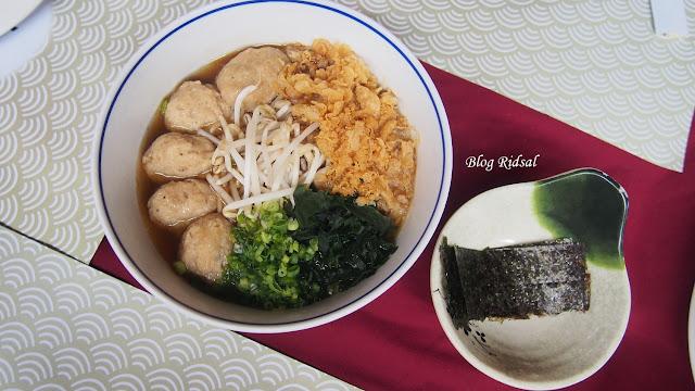 Raku Sushi, Kuliner Jepang dan Medan #16