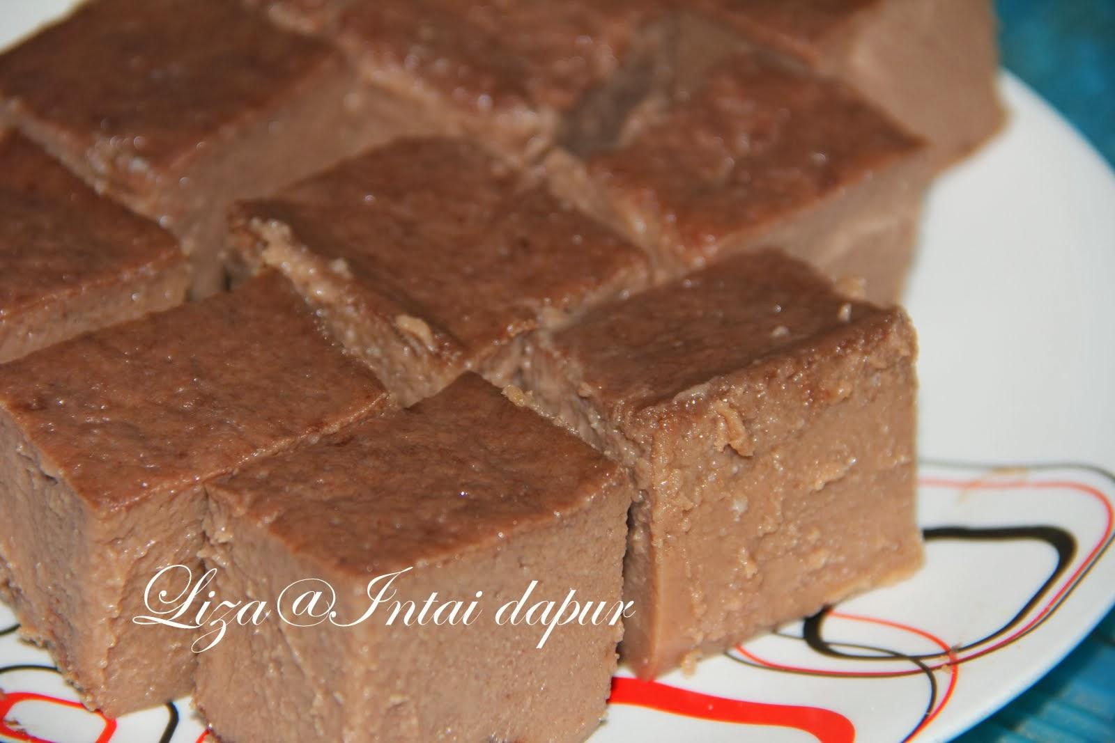 INTAI DAPUR: Bingka Roti Coklat...