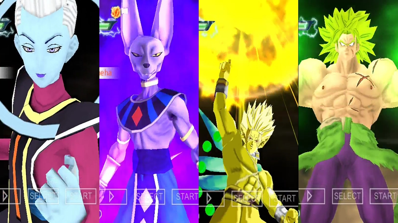 Dragon Ball Super all Strongest Characters