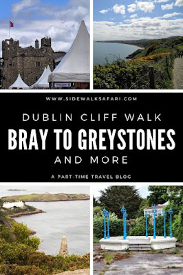 Bray to Greystones and More Dublin Day Trip