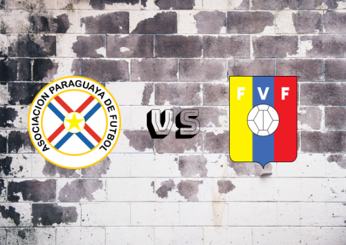 Paraguay vs Venezuela  Resumen