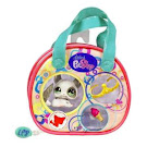 Littlest Pet Shop Purse Chinchilla (#1018) Pet