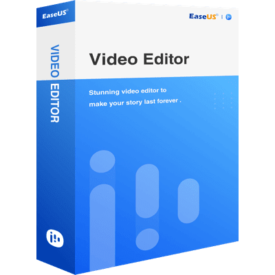 EaseUS Video Editor 1.5.6.9 poster box cover