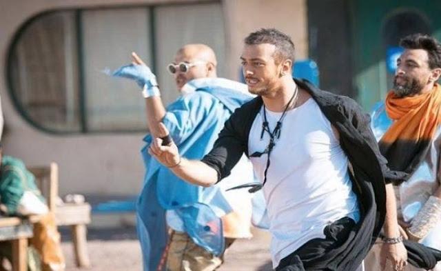 كاميرات المراقبة تفضح وتوثق كل ما حدث بين سعد لمجرد والفتاة ! ماذا سيحصل الان في القضية؟!