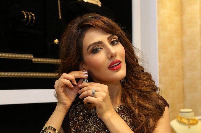 Sudeepa Singh Launches Shubham Jewellers Pics
